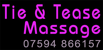 Tie and Tease Massage Shropshire